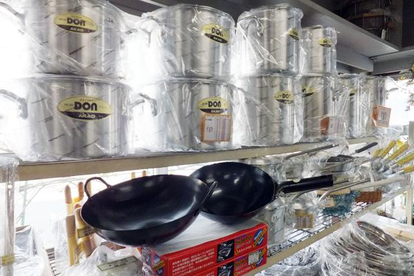 鍋・フライパン関連